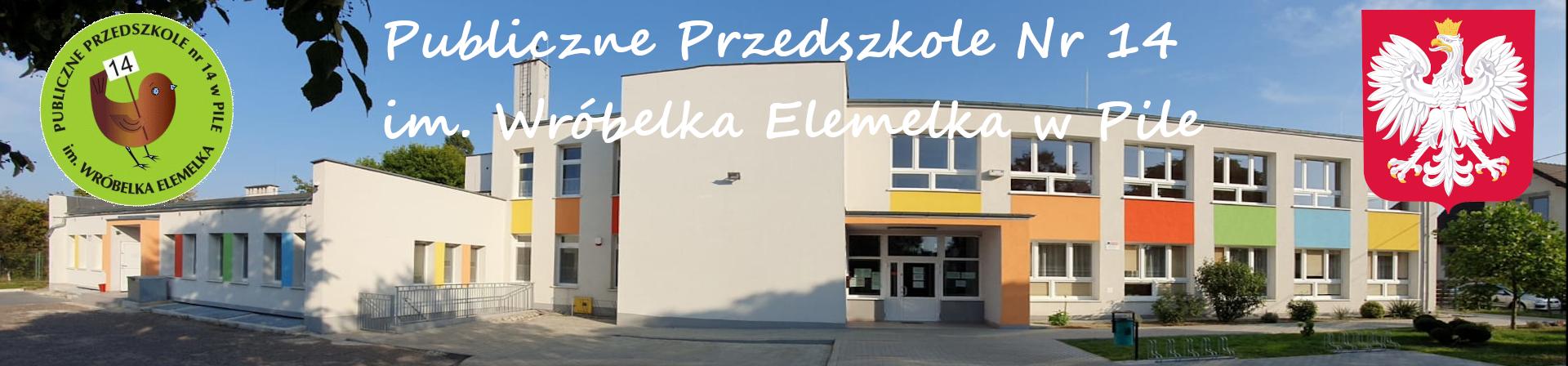 Publiczne Przedszkole nr 14 im. Wróbelka Elemelka w Pile